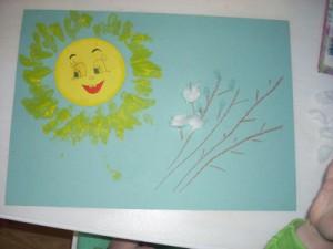 Тематическая неделя Весна: творчество
