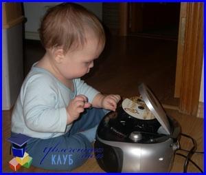 Музыкальное развитие ребенка до года
