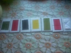 7 игр с сенсорными карточками - Последовательности