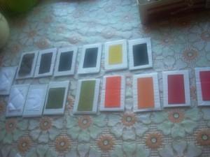 7 игр с сенсорными карточками - Дорожки