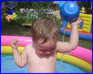 игры с водой и на воде