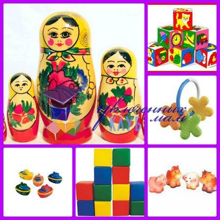 Необходимые игрушки от рождения до года: 3-6 месяцев