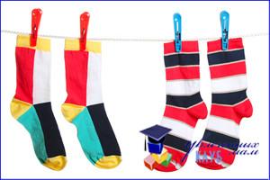 7 игр с носочками