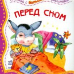 """Книга для ребенка до года """"Перед сном"""""""