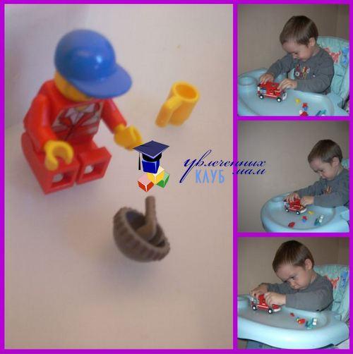 конструируем из LEGO