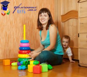 Один день увлеченной мамы