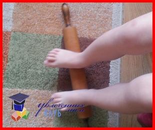 Комплекс упражнений при плоско-вальгусной постановке стоп