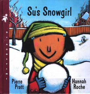"""Оживление книги """"Su's Snowgirl"""""""