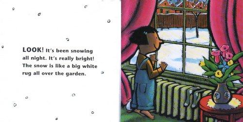 "Книга ""Su's Snowgirl"""