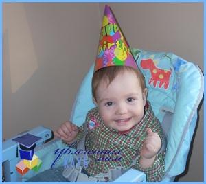 Как развивать ребенка в 12 месяцев