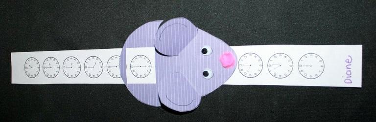 Мышь с временным хвостиком