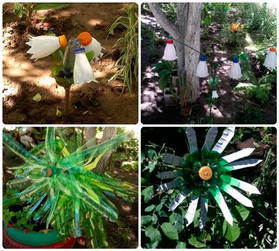 Пластиковые цветы от Натальи Мельниковой