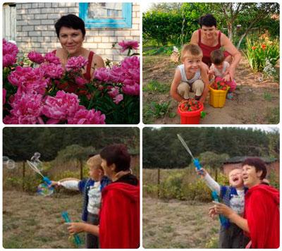 Детская площадка своими руками от Натальи Мельниковой