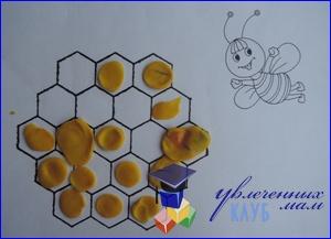 Тематическое занятие Пчелы