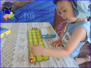 настольные и логические игры для детей 3-4 лет