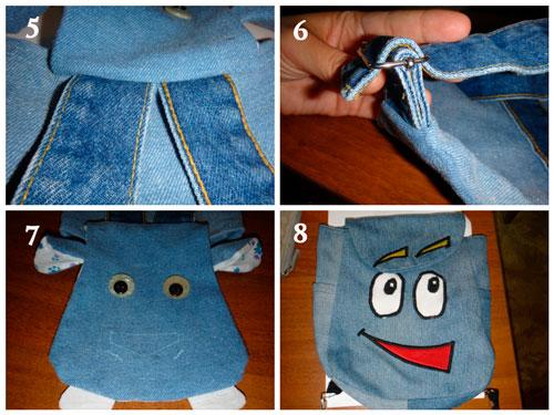 Как сшить детский рюкзак своими 911