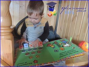 Книги с окошками для самых маленьких