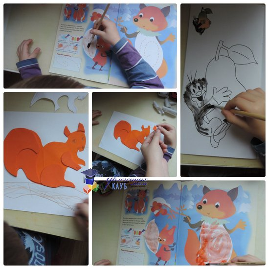 Тематическая неделя Животные зимой: творческое развитие