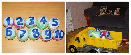 Математические игрушки Екатерины Тимофеевой