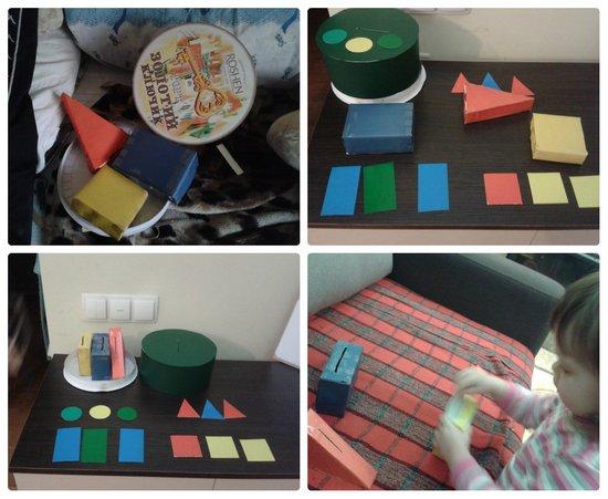 Математические игрушки от Елены Петрук