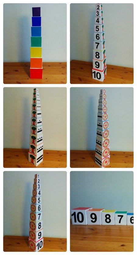 Математические игрушки своими руками Ольги Дук