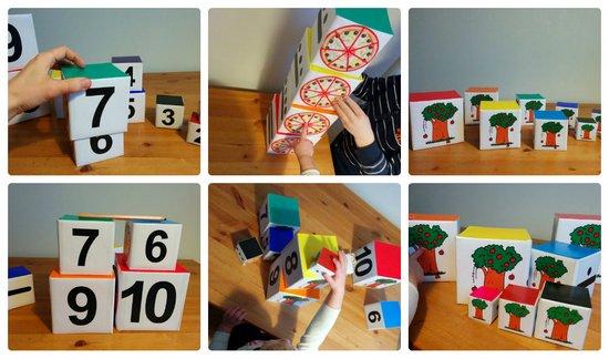 Математические игрушки от Ольги Дук