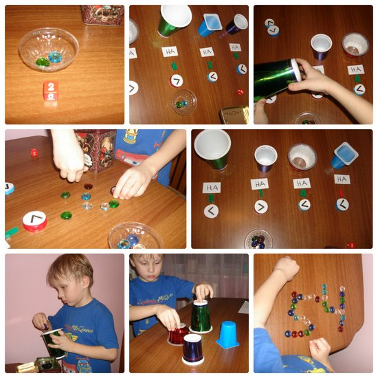 Математические игрушки Светланы Пекешиной