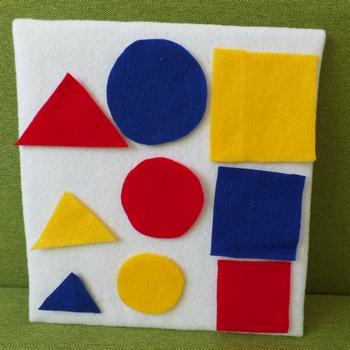 Математические игрушки своими руками от Татьяны