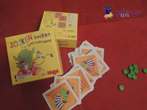 Настольная игра Socken Zocken