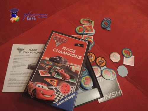 Настольная игра Race Champions
