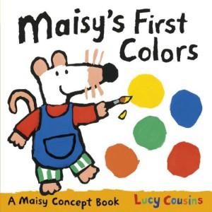 книга первые цвета
