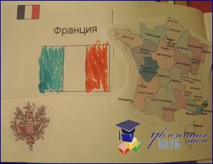 География для детей: Франция