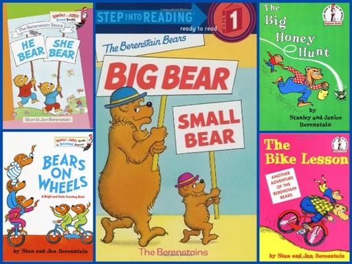 Книги про мишек на английском