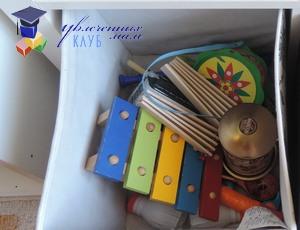 музыкальные инструменты от 1 до 2