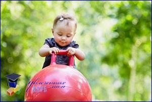 Физическое развитие ребенка в возрасте 1 год thumbnail