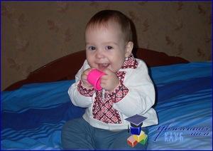 речевое развитие ребенка до года