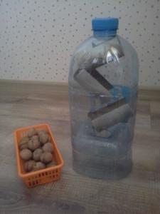 Трек для орешков
