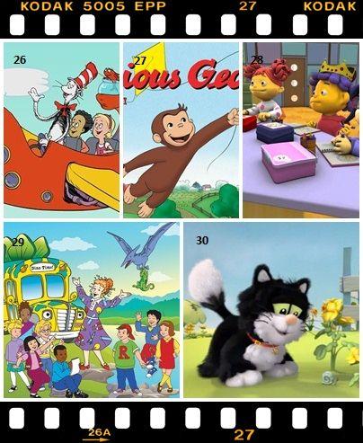 мультфильм на английском для детей знакомство
