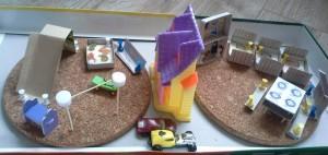 Игрушечный детский сад