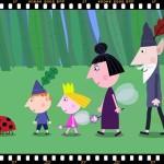 мультик на английском Ben and Holly's Little Kingdom