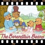 мультик для изучения английского языка Berenstain Bears