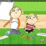 английский мультфильм Charlie and Lola