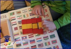 География для детей_Испания