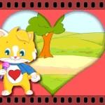 мультик на английском языке Happy Hearts