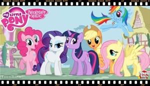 мультик на английском My Little Pony