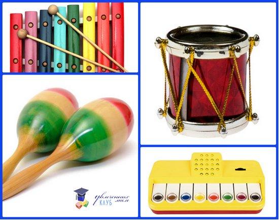 игрушки для развития слухового восприятия детей 2-3 лет