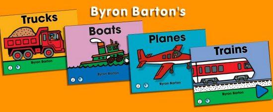 Byron Barton