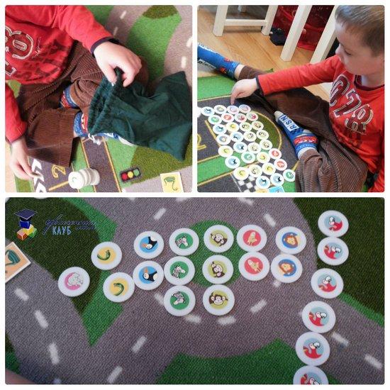 Настольные игры для детей от 4-х лет Обезьянки-хулиганки