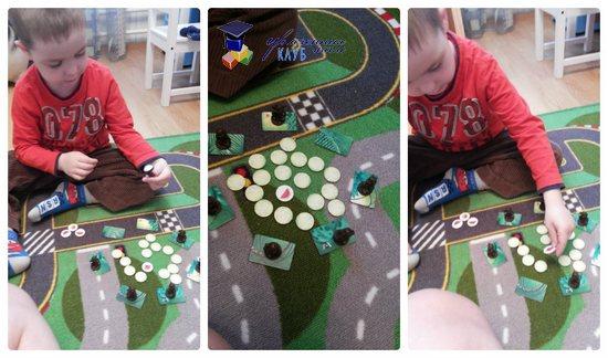 Настольные игры для детей от 4-х лет Остров обезьян