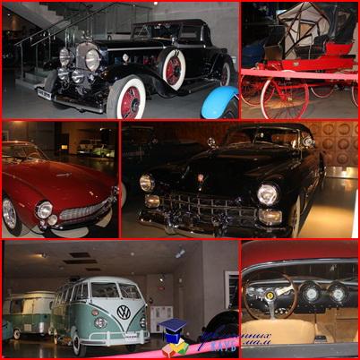 ретро автомобили фото